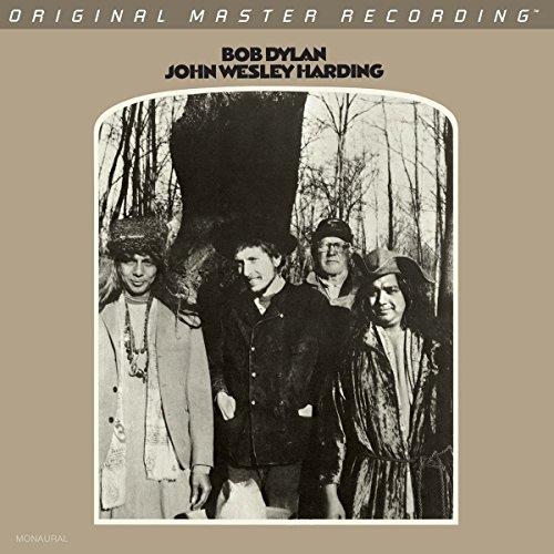 Vinilo : Bob Dylan - John Wesley Harding (Limited Edition, 180 Gram Vinyl, Mono Sound, 2 Disc)