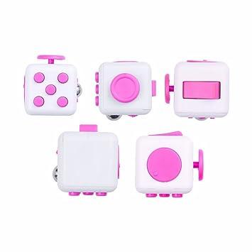 Resultado de imagen de FIdget cube pink