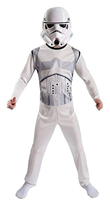 Rubie S Costume Co Stormtrooper Costume Medium Fits Size 8 10