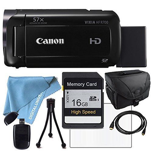 Canon VIXIA HF R700 Full HD Camcorder by DigitalUniverse