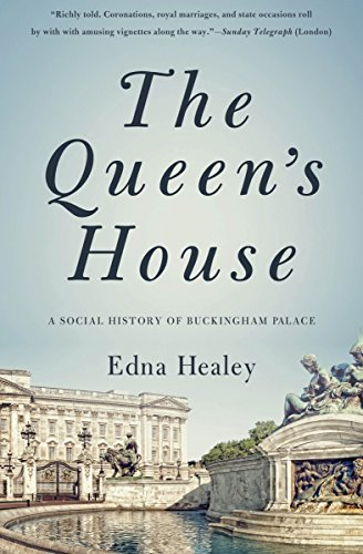 The Queen's House: A Social History of Buckingham (Job Layout)