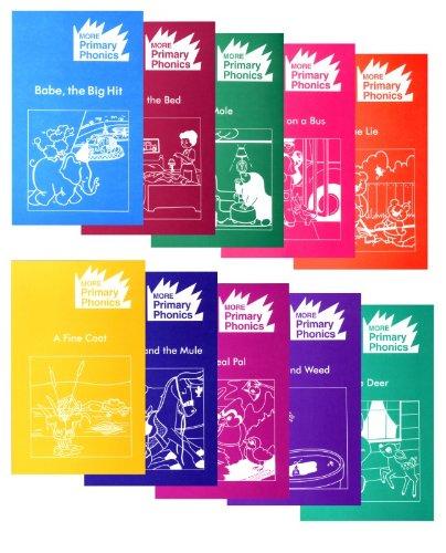 - More Primary Phonics Storybooks - Set 2