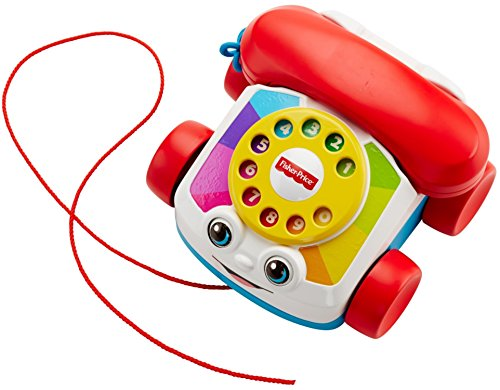 Fisher Price Toddler Pull Toy - Fisher-Price Chatter Telephone