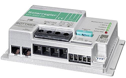 Büttner Elektronik Büttner MT-Solarregler MT 550 PP inkl. Temperaturfühler