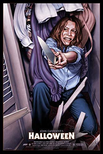 Jason Edmiston - Halloween Limited Edition Print (Variant)