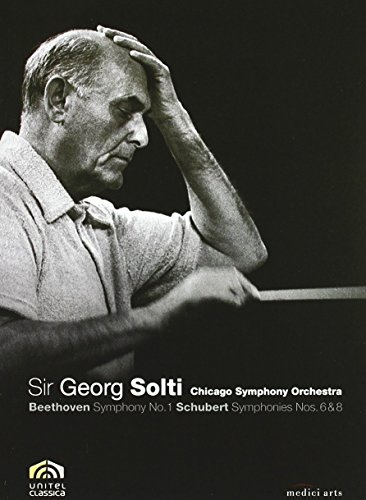 Sir George Solti & Chicago Symphony Orchestra- Beethoven: Symphony No. 1 / Schubert: Symphonies Nos. 6 & 8 ()