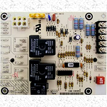 replacement for lennox furnace fan control circuit board r40403-003