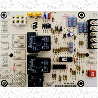 Replacement for Ducane Furnace Fan Control Circuit Board ... on