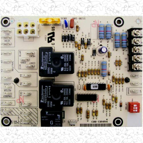 Honeywell Furnace - Replacement for Honeywell Furnace Fan Control Circuit Board ST9120C4057