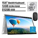 2020 HP Envy x360 15.6 Inch FHD 1080P Touchscreen
