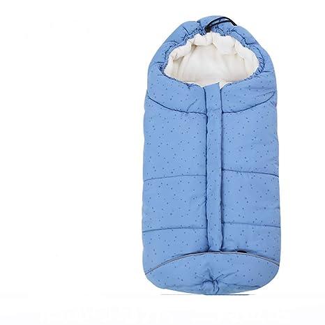 Saco de dormir para bebés, calefactor multifunción, cochecito a prueba de viento, saco
