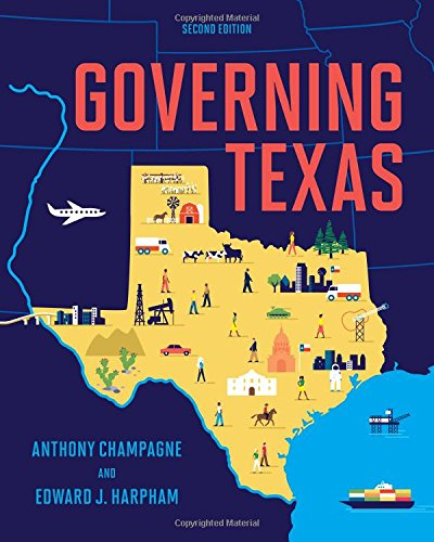 Governing Texas (Second Edition) cover