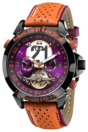 Calvaneo 1583 Astonia Silk Race- Limited Racewatch - Automatikuhr