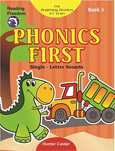 Phonics First Book - 3