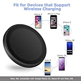 Wireless Charger, Amoner iPhone X Wireless