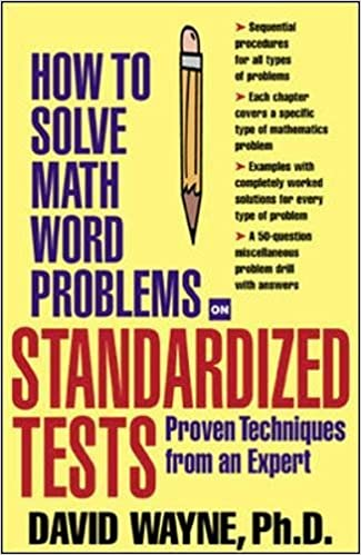 solutions to standardized testing