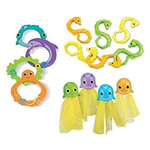Sunny Patch Pool Toys Assortment, Yellow