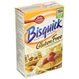 Bisquick Pancake and Baking Mix, Gluten-Free, 16-oz. Boxes (Count of 3) ~ Betty Crocker Baking
