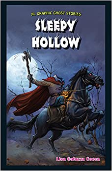Book Sleepy Hollow (Jr. Graphic Ghost Stories)