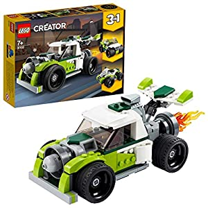 LEGO Creator 3in1 Rocket Truck...