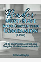 Reader Must-Have Book Convention Companion (6-Pack): All-in-One Planner, Journal, and Diary for the Bookworm on the Go Paperback