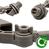 Mini Float Valve Kit with Adjustable Arm for