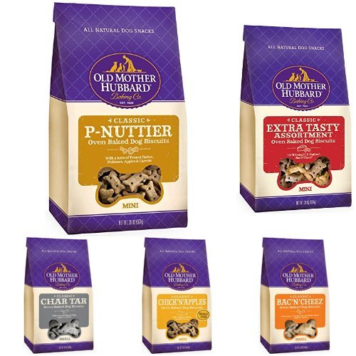 Hubbard Crunchy Natural Biscuits 20 Ounce product image