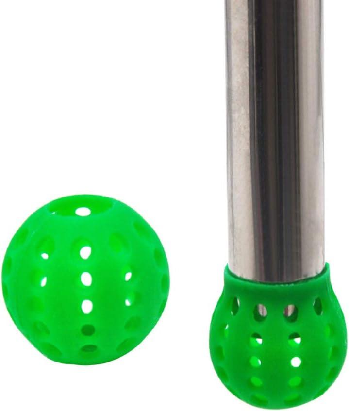 EXCEART Silenciador de silicón para pipas de fumar, silenciador de shisha, accesorios para fumar agua, pipa, shisha (color al azar)