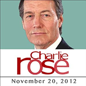 Charlie Rose: Sarah Burns, Raymond Santana, Ken Burns, Dennis Ross, Rashid Khalidi, and Elliott Abrams, November 20, 2012 Radio/TV Program