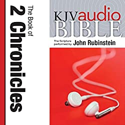 King James Version Audio Bible: The Book of 2 Chronicles