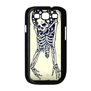 Customized Cover Case for Samsung Galaxy S3 I9300 with Skull shsu_1990618 at SHSHU