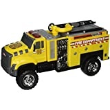 Tonka Tough Cab Fire Pumper Vehicle