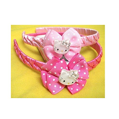 1 Pc Hello KItty Hair Band for Girls