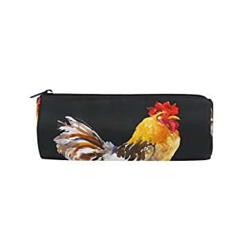 WowPrint Estuches para lápices, diseño de gallina, con ...