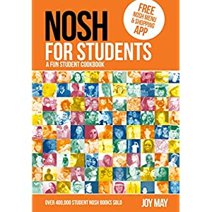 NOSH for Students: A Fun Student Cookbook – Photo with Every RecipePaperback – 7 Sept. 2017