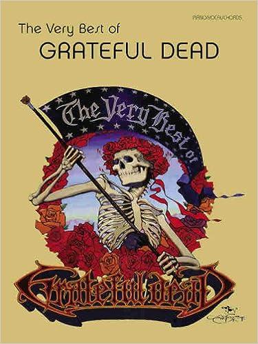The Very Best Of Grateful Dead Pianovocalchords Grateful Dead