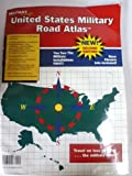 United States Military Road Atlas, William Crawford and Lela Ann Crawford, 0914862510