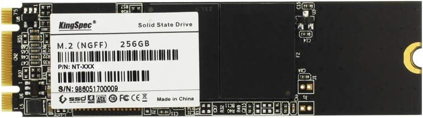 DroiX KingSpec 256 GB M.2 SSD 22 * 80 mm MLC SATAIII NGFF ...