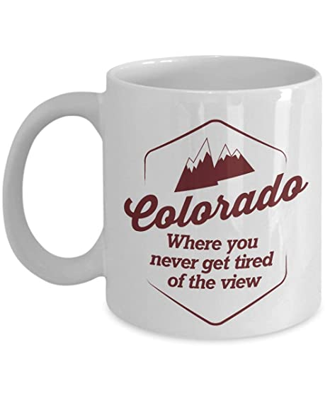 Where You Never Get Tired Of The View Colorado Tourism Print ...
