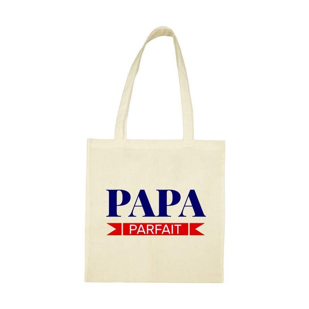 My-Kase tote_bag AP Coton PAPA-PARFAIT generic