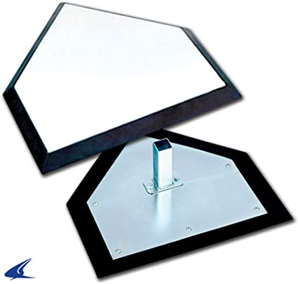 Champro Pro Style Home Plate With Hollywood Style Anchor System