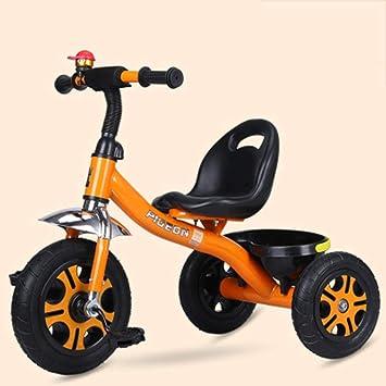 XYQ Carrito para bebés-Bebé Carrito 1-6 años de Edad Bicicleta Ligera No
