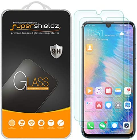 4 Pack Screen Protector for Honor 20 Lite NBKASE 3D Full Coverage Clear Tempered Glass Screen Protector for Huawei Honor 20 Lite Scratch Resist