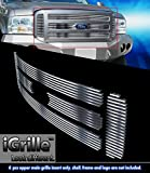07 super duty billet grill - Stainless Steel eGrille Billet Grille Grill For 05-07 Ford F250/F350 Super Duty/Excursion