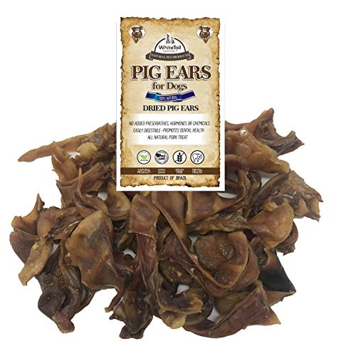 Bestselling Animal Ear Dog Treats