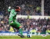 "Tim Howard Autographed Signed 8x10 Photo Everton ""To John"" #U54247 - PSA/DNA Certified - Autographed Soccer Photos"