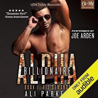 Read Billionaire Alpha 1 By Ali Parker Free Online-Best ...