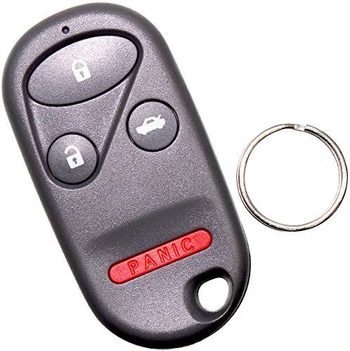apdty 134014Keyless Entry Remote Key Fob transmisor sustituye a sólo W/FCC ID a269zua101