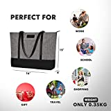 Laptop Tote Bag, Fits 15.6Inch Laptop, Womens