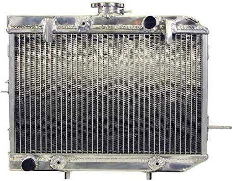 Radiador soldado de aluminio de alto rendimiento para Honda ...